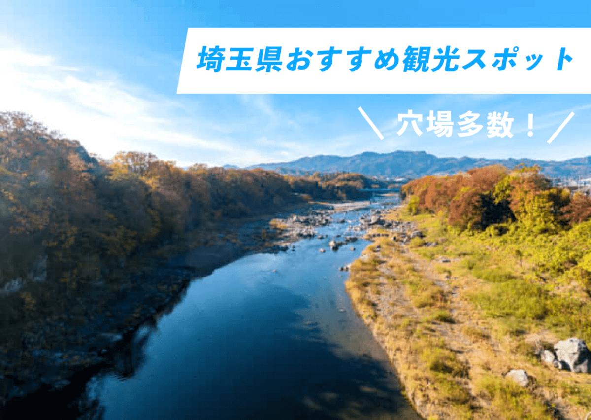 県 観光 埼玉