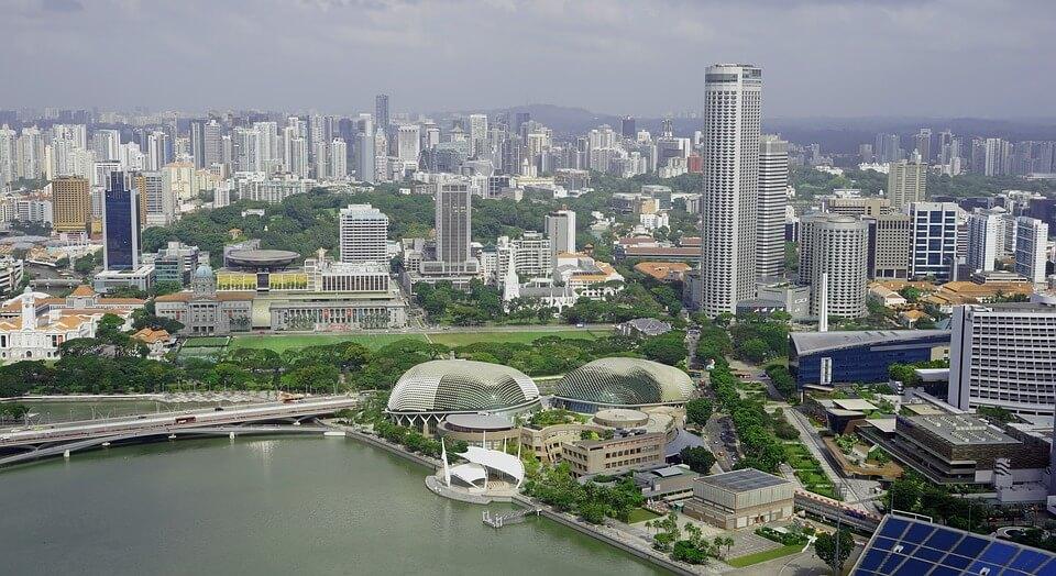 首都 シンガポール