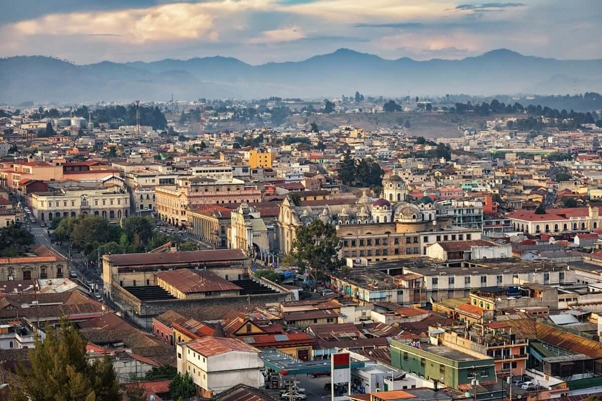 グアテマラ 治安